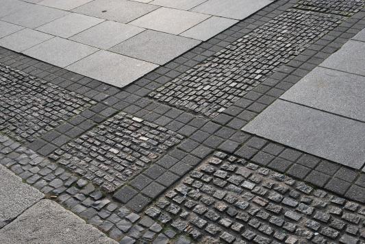 Public Square Textures, Berlin