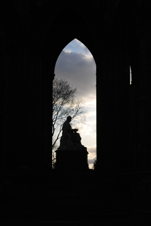 Solace, Scott Monument, Edinburgh