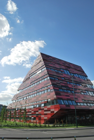 Jubilee Campus 2, Nottingham University, Nottingham
