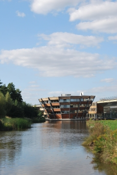 Library, Nottingham University, Nottingham