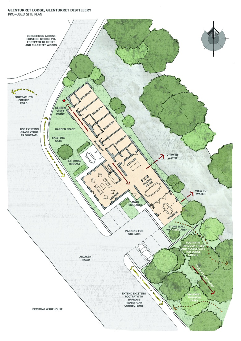 5000 - Site Plan 1-200